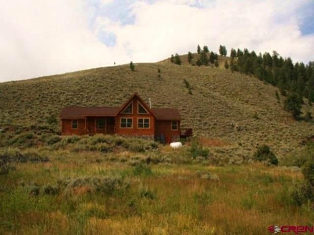 3130 Goose Creek Road, Powderhorn, CO 81243 (MLS #778479) :: The Dawn Howe Group | Keller Williams Colorado West Realty