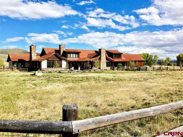 111 Eagle Trail Drive, Gunnison, CO 81230 (MLS #778480) :: The Dawn Howe Group | Keller Williams Colorado West Realty