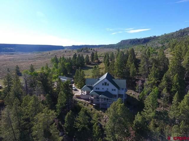 12224 Us Highway 50, Gunnison, CO 81230 (MLS #778485) :: The Dawn Howe Group | Keller Williams Colorado West Realty