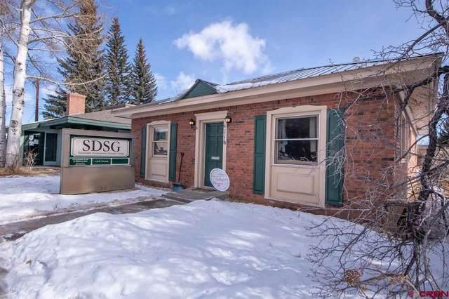 116 N Taylor Street, Gunnison, CO 81230 (MLS #778494) :: The Dawn Howe Group | Keller Williams Colorado West Realty
