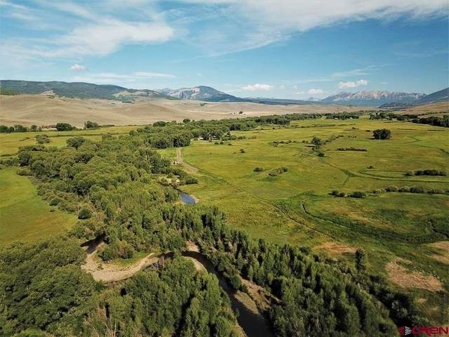 75 Eagle Trail Drive, Gunnison, CO 81230 (MLS #778498) :: The Dawn Howe Group | Keller Williams Colorado West Realty