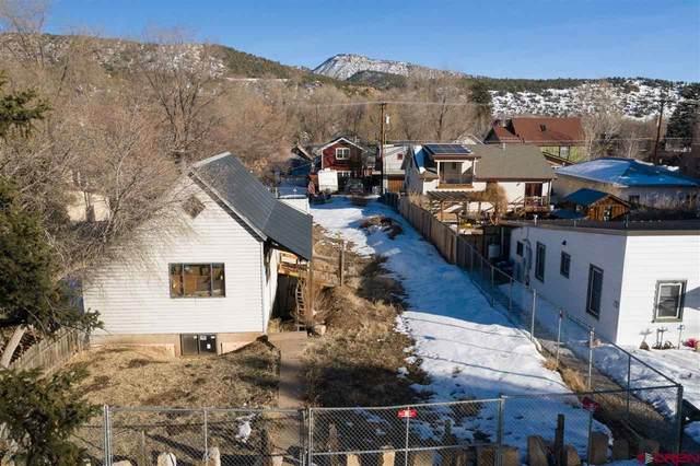 330 E 3rd Avenue, Durango, CO 81301 (MLS #778509) :: Durango Mountain Realty