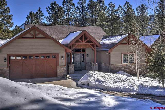 110 Clear Creek Loop, Durango, CO 81301 (MLS #778578) :: Durango Mountain Realty