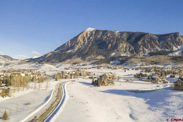 50 Vista Court, Crested Butte, CO 81224 (MLS #778606) :: The Dawn Howe Group | Keller Williams Colorado West Realty