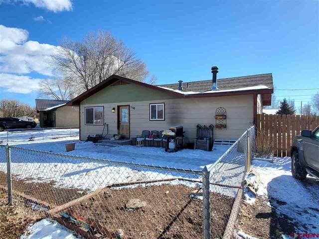 120 Twelfth Street, Alamosa, CO 81101 (MLS #778608) :: The Dawn Howe Group   Keller Williams Colorado West Realty