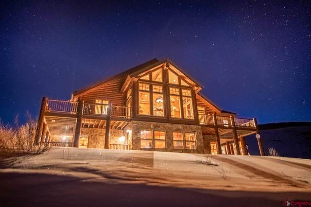 590 Red Mountain Road, Crested Butte, CO 81224 (MLS #778615) :: The Dawn Howe Group | Keller Williams Colorado West Realty