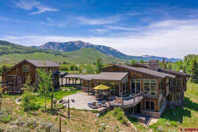 82 County Road 740, Crested Butte, CO 81224 (MLS #778669) :: The Dawn Howe Group | Keller Williams Colorado West Realty