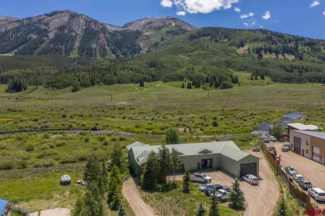 744 Riverland Drive #3, Crested Butte, CO 81224 (MLS #778694) :: The Dawn Howe Group | Keller Williams Colorado West Realty