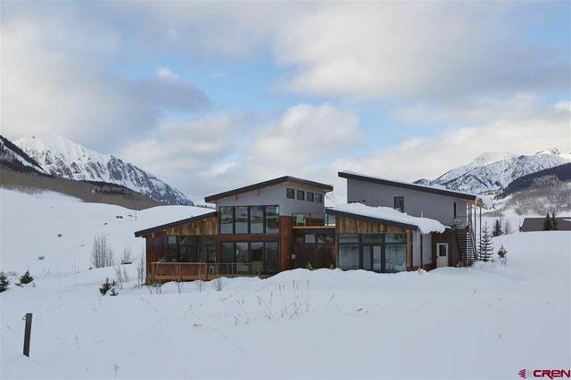 8 Lapis Lane, Mt. Crested Butte, CO 81225 (MLS #778705) :: The Dawn Howe Group   Keller Williams Colorado West Realty