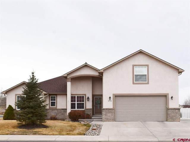 2518 Glen Haven Drive, Montrose, CO 81401 (MLS #778716) :: The Dawn Howe Group | Keller Williams Colorado West Realty