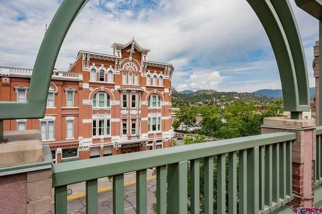 680 Main Avenue D, Durango, CO 81301 (MLS #778756) :: The Dawn Howe Group | Keller Williams Colorado West Realty