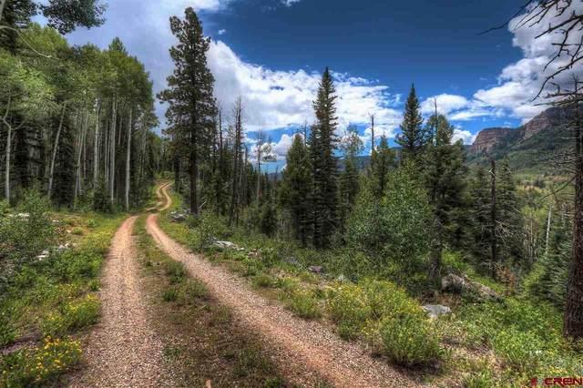 TBD Deer Run Drive, Durango, CO 81301 (MLS #778772) :: Durango Mountain Realty