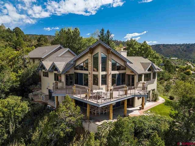 399 Valle Vista Way, Durango, CO 81301 (MLS #778773) :: The Dawn Howe Group | Keller Williams Colorado West Realty