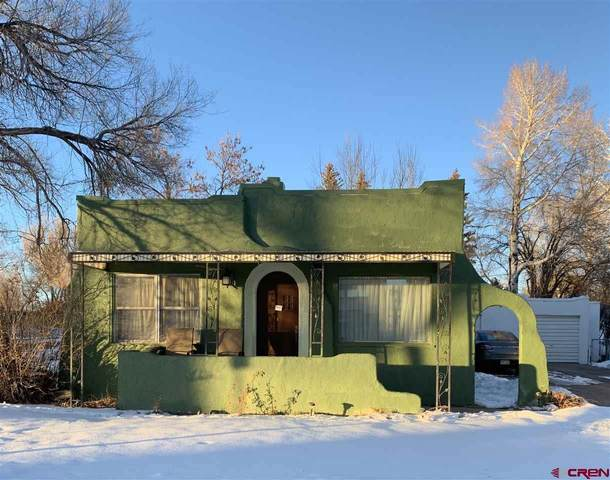 105 1St. Avenue, Monte Vista, CO 81144 (MLS #778787) :: The Dawn Howe Group | Keller Williams Colorado West Realty
