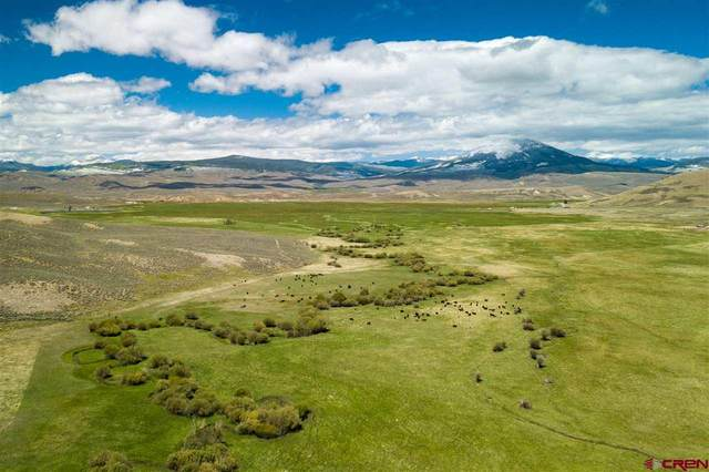 TBD 18VV Road, Gunnison, CO 81230 (MLS #778876) :: The Dawn Howe Group | Keller Williams Colorado West Realty