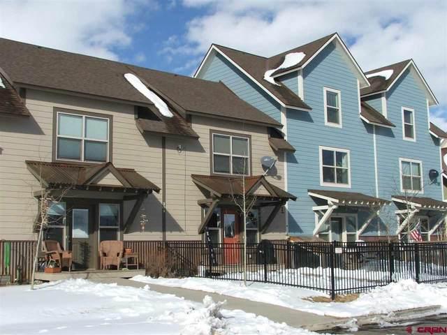 304 Van Tuyl Circle Unit C, Gunnison, CO 81230 (MLS #778922) :: The Dawn Howe Group | Keller Williams Colorado West Realty