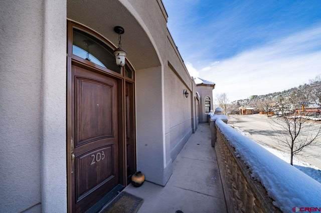 3416 Main Avenue #203, Durango, CO 81301 (MLS #778940) :: The Dawn Howe Group | Keller Williams Colorado West Realty