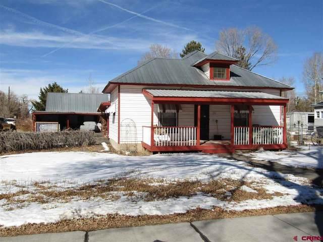 211 1st Street, Monte Vista, CO 81144 (MLS #778951) :: The Dawn Howe Group | Keller Williams Colorado West Realty