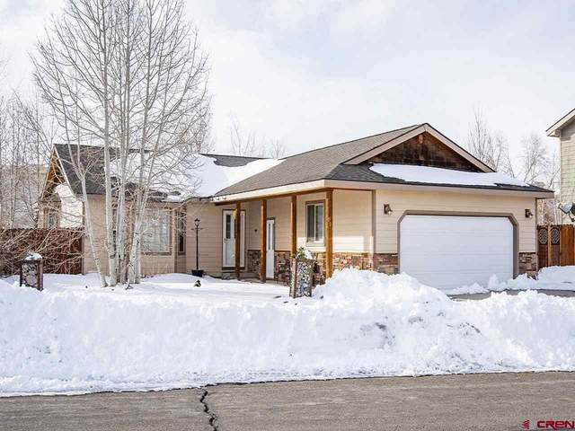 905 Sunny Slope Drive, Gunnison, CO 81230 (MLS #778965) :: The Dawn Howe Group | Keller Williams Colorado West Realty