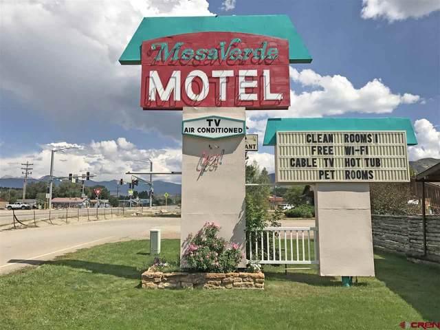 191 Railroad Avenue, Mancos, CO 81328 (MLS #778968) :: The Dawn Howe Group | Keller Williams Colorado West Realty