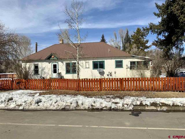 214 W Denver Avenue, Gunnison, CO 81230 (MLS #778987) :: The Dawn Howe Group | Keller Williams Colorado West Realty
