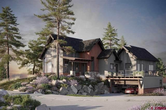 38 Wood Rose Lane, Durango, CO 81301 (MLS #779006) :: The Dawn Howe Group | Keller Williams Colorado West Realty