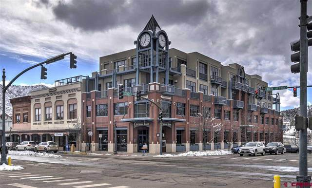 101 W 11TH ST #112, Durango, CO 81301 (MLS #779013) :: The Dawn Howe Group | Keller Williams Colorado West Realty
