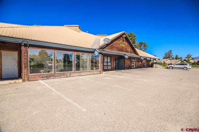 46 Eaton Drive, Pagosa Springs, CO 81147 (MLS #779022) :: The Howe Group | Keller Williams Colorado West Realty