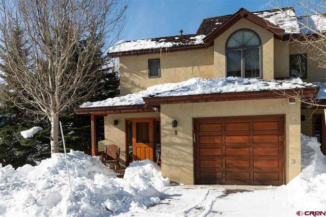 1 Links Court Unit 1, Crested Butte, CO 81224 (MLS #779090) :: The Dawn Howe Group | Keller Williams Colorado West Realty