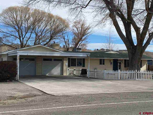 4230 N Townsend Avenue, Montrose, CO 81401 (MLS #779100) :: The Dawn Howe Group | Keller Williams Colorado West Realty