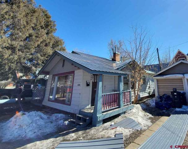 420 E 7th Street, Durango, CO 81301 (MLS #779111) :: The Dawn Howe Group | Keller Williams Colorado West Realty