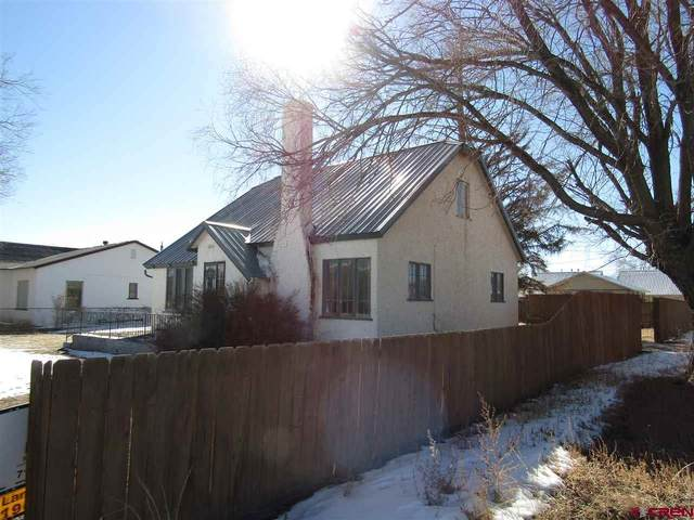 411 Sylvester Avenue, Center, CO 81125 (MLS #779122) :: The Dawn Howe Group | Keller Williams Colorado West Realty