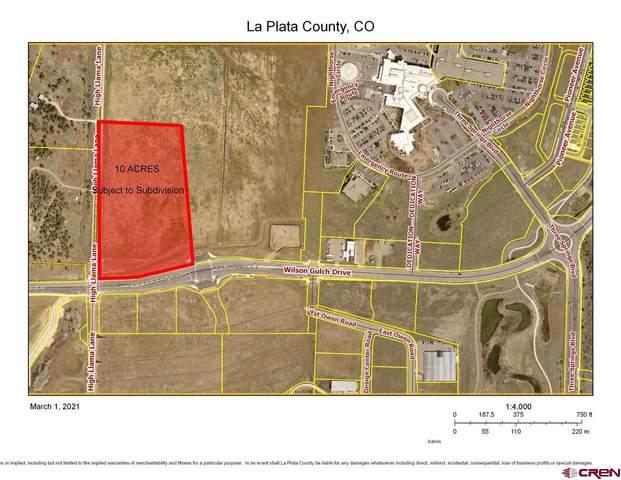 TBD Wilson Gulch Road, Durango, CO 81301 (MLS #779154) :: The Dawn Howe Group | Keller Williams Colorado West Realty