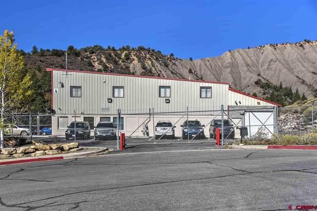 799 Tech Center Drive A, Durango, CO 81301 (MLS #779164) :: The Dawn Howe Group | Keller Williams Colorado West Realty
