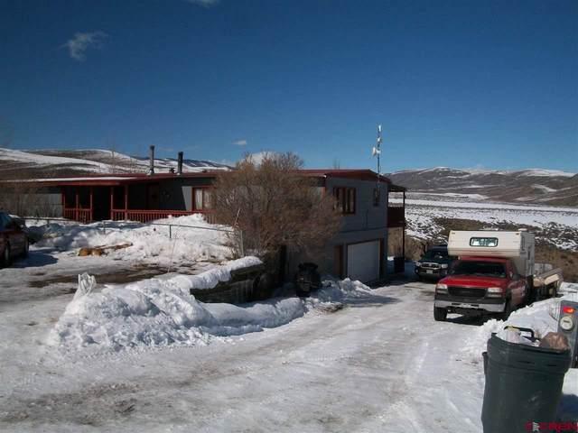 65 Deer Trail, Gunnison, CO 81230 (MLS #779177) :: The Dawn Howe Group | Keller Williams Colorado West Realty