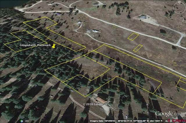 Parcel 37 Irwin, Crested Butte, CO 81224 (MLS #779241) :: The Dawn Howe Group   Keller Williams Colorado West Realty