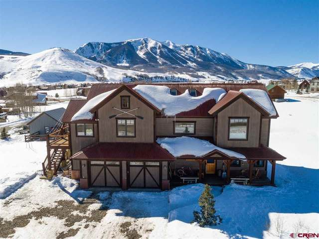 149 Brackenbury Street, Crested Butte, CO 81224 (MLS #779264) :: The Dawn Howe Group | Keller Williams Colorado West Realty
