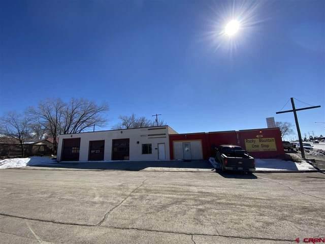 330 N Broadway, Cortez, CO 81321 (MLS #779303) :: The Howe Group   Keller Williams Colorado West Realty