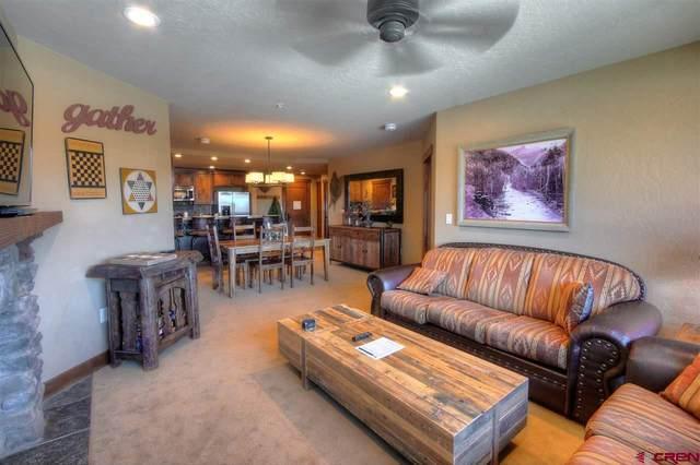 24 Sheol Street #405, Durango, CO 81301 (MLS #779311) :: Durango Mountain Realty
