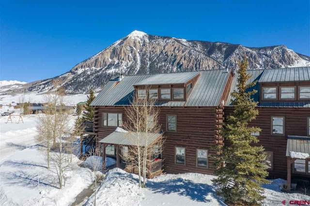 90 Aspen Lane 1C, Crested Butte, CO 81224 (MLS #779313) :: The Dawn Howe Group | Keller Williams Colorado West Realty