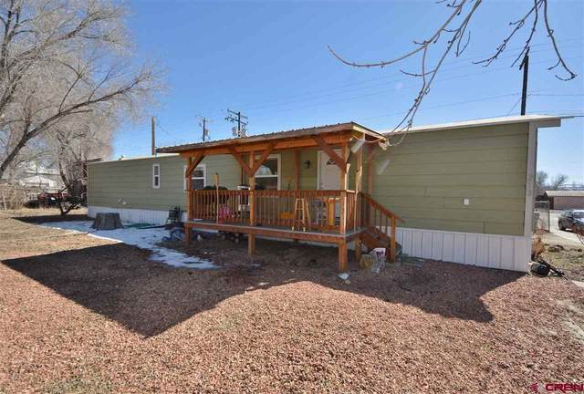 213 E Main Street, Hotchkiss, CO 81419 (MLS #779322) :: The Dawn Howe Group | Keller Williams Colorado West Realty