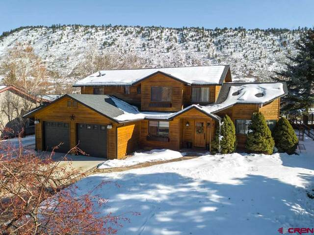 404 Hillcrest Drive, Durango, CO 81301 (MLS #779328) :: The Dawn Howe Group | Keller Williams Colorado West Realty