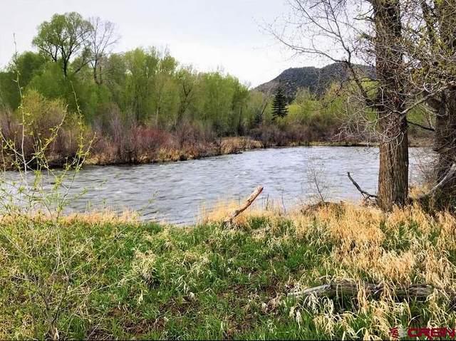 221 W Riverside, South Fork, CO 81154 (MLS #779331) :: The Dawn Howe Group | Keller Williams Colorado West Realty