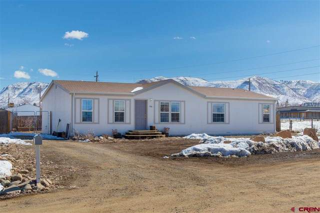 658 W Sunset Drive, Mancos, CO 81328 (MLS #779334) :: The Dawn Howe Group | Keller Williams Colorado West Realty