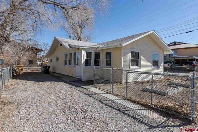 1105 S Park Avenue, Montrose, CO 81401 (MLS #779335) :: The Dawn Howe Group | Keller Williams Colorado West Realty