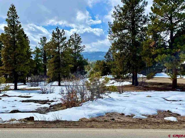 179 E Golf Place, Pagosa Springs, CO 81147 (MLS #779337) :: The Dawn Howe Group | Keller Williams Colorado West Realty