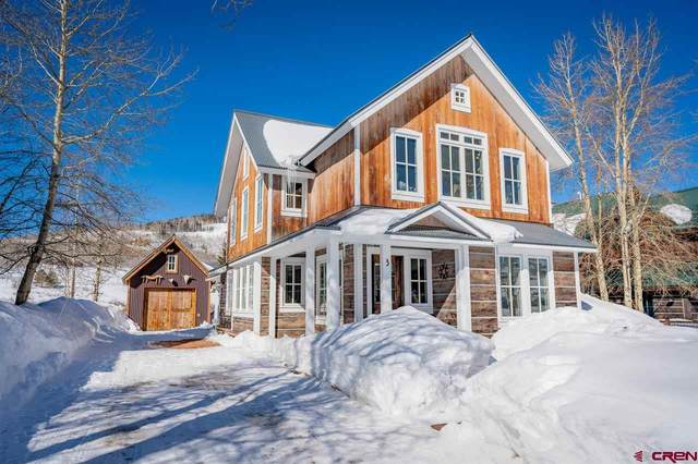 3 Ruth's Road, Crested Butte, CO 81224 (MLS #779342) :: The Dawn Howe Group | Keller Williams Colorado West Realty