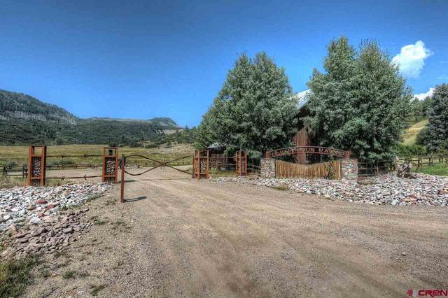 TBD E Destination Ranch Road, Durango, CO 81301 (MLS #779361) :: Durango Mountain Realty
