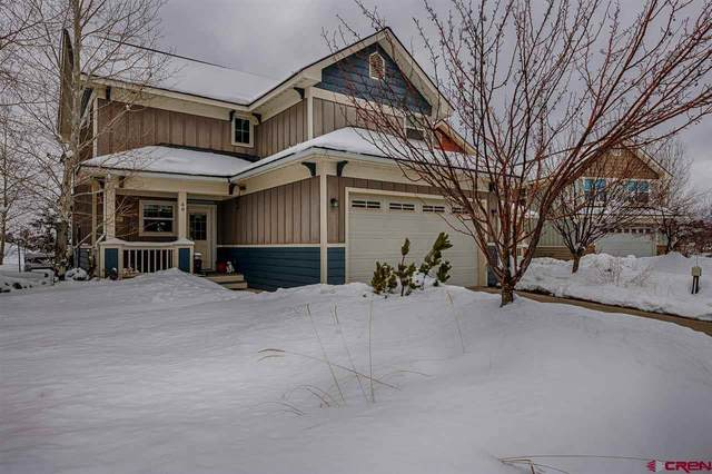 48 Little Pine Lane, Pagosa Springs, CO 81147 (MLS #779364) :: The Dawn Howe Group | Keller Williams Colorado West Realty