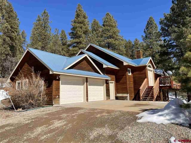 157 Ciervo Drive, Durango, CO 81301 (MLS #779393) :: The Dawn Howe Group | Keller Williams Colorado West Realty